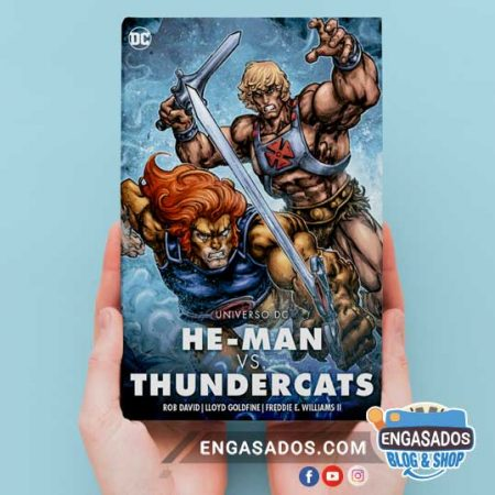 He man Vs Thundercats Omnibus
